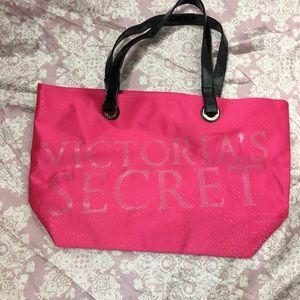 Victoria Secret silk bling bag